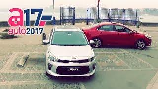 Road test al Nuevo KIA Rio 2018, hatchback y sedán | Auto 2017