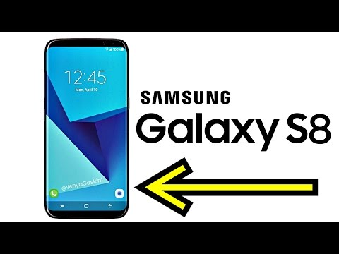 Samsung Galaxy S8+ OFFICIAL SPECS LEAKED!!!