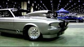 Honda Displays Historic Vehicles At SEMA 2009 Videos