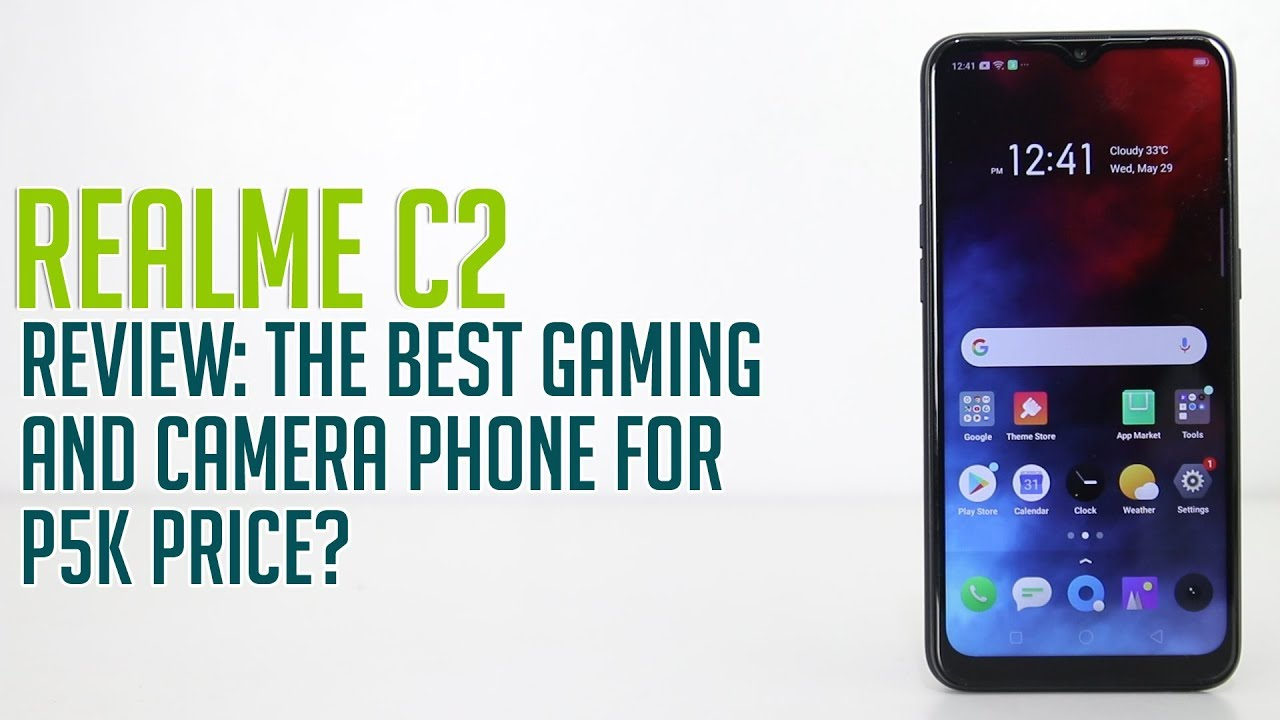 Realme C2 Review – Best Budget Gaming and Camera Phone?