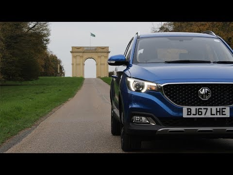 2018 MG ZS – their future imagined? | First Drive