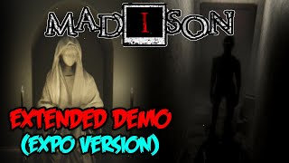 MADiSON Extended Demo | A Camera Based Horror Game! (Expo Demo)