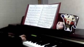 Persona4 the Animation ED [Beauty of Destiny] on piano