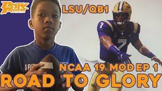 NCAA FOOTBALL 19 Road to Glory   UNBELIEVABLE Finish Against