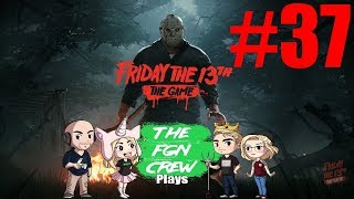 SAGGY BUTT | FRIDAY THE 13TH THE GAME GAMEPLAY #37