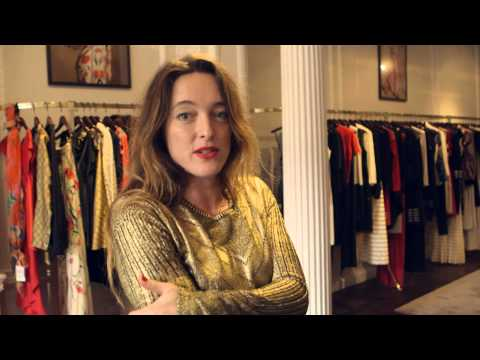 Temperley London Mayfair Flagship Tour with Alice
