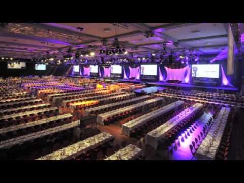 Timelapse: Schnellumbau in der Estrel Convention Hall