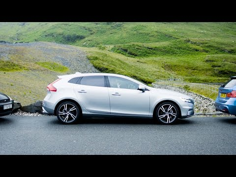 Volvo V40 R-Design | Park Assist Pilot (Auto Trader Partnership)
