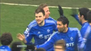 Динамо - Рубин 2:0 (Джуджак)