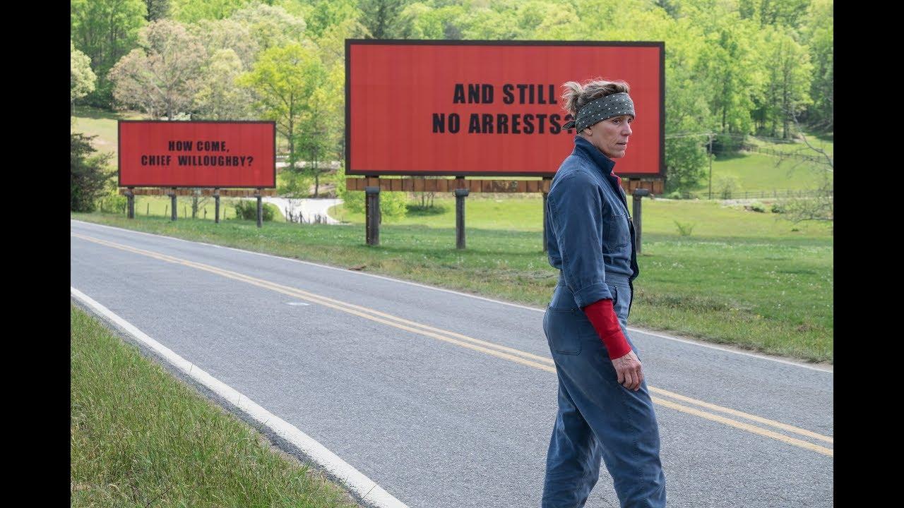 Three Billboards Outside Ebbing, Missouri | Officiële trailer NL ondertiteld | 11 januari