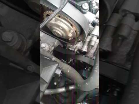 Шевроле ланос натяжка ремня кондиционера