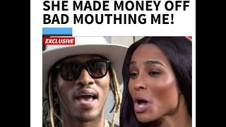 future responds to ciara s lawsuit says she slandered him first on her song i bet