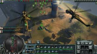 Codename Panzers: Cold War - HD Gameplay