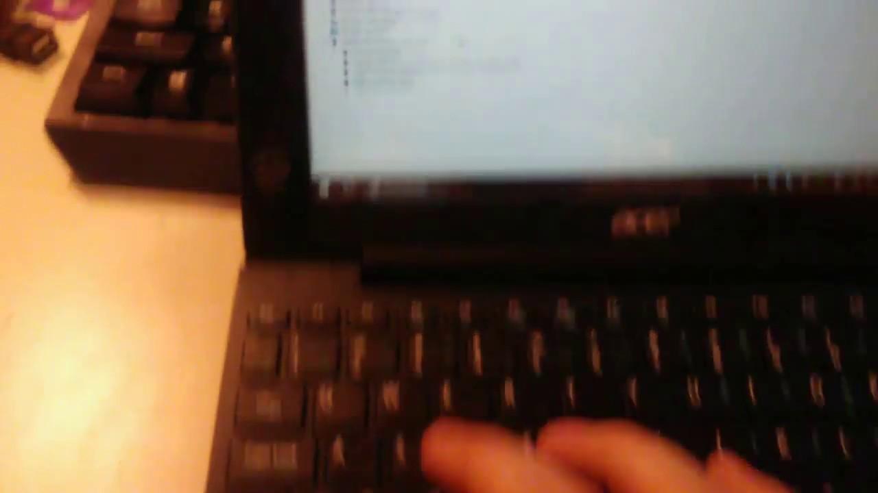 Acer Switch 10e Keyboard Dock Problem Workaround Easy Youtube