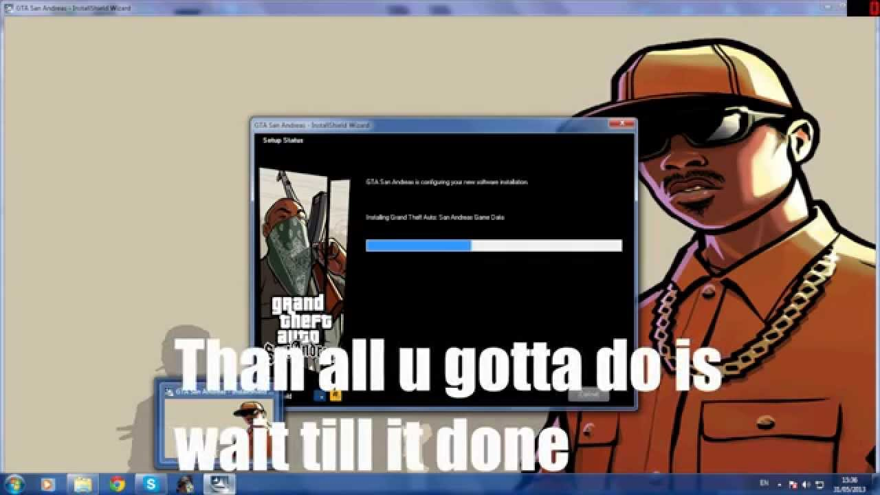 gta san andreas pc gratuit complet packupload