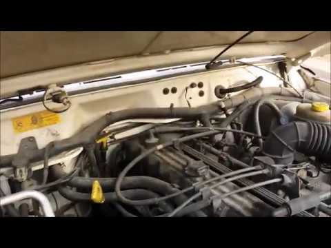 Jeep Stalling and grounding repair