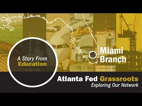 Atlanta Fed Goes to the Grassroots: Helping Democracy Work
