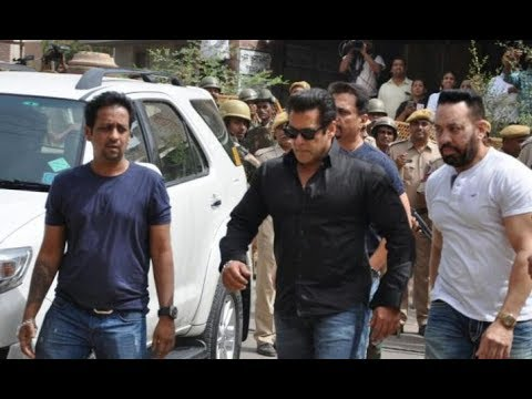 Salman Khan granted bail in blackbuck poaching case