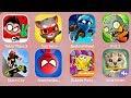 Teeny Titans 2,Tom Hero,Badland Brawl,Plants vs zombies 2,Skate City,SmashtheStickman,Bubble Party