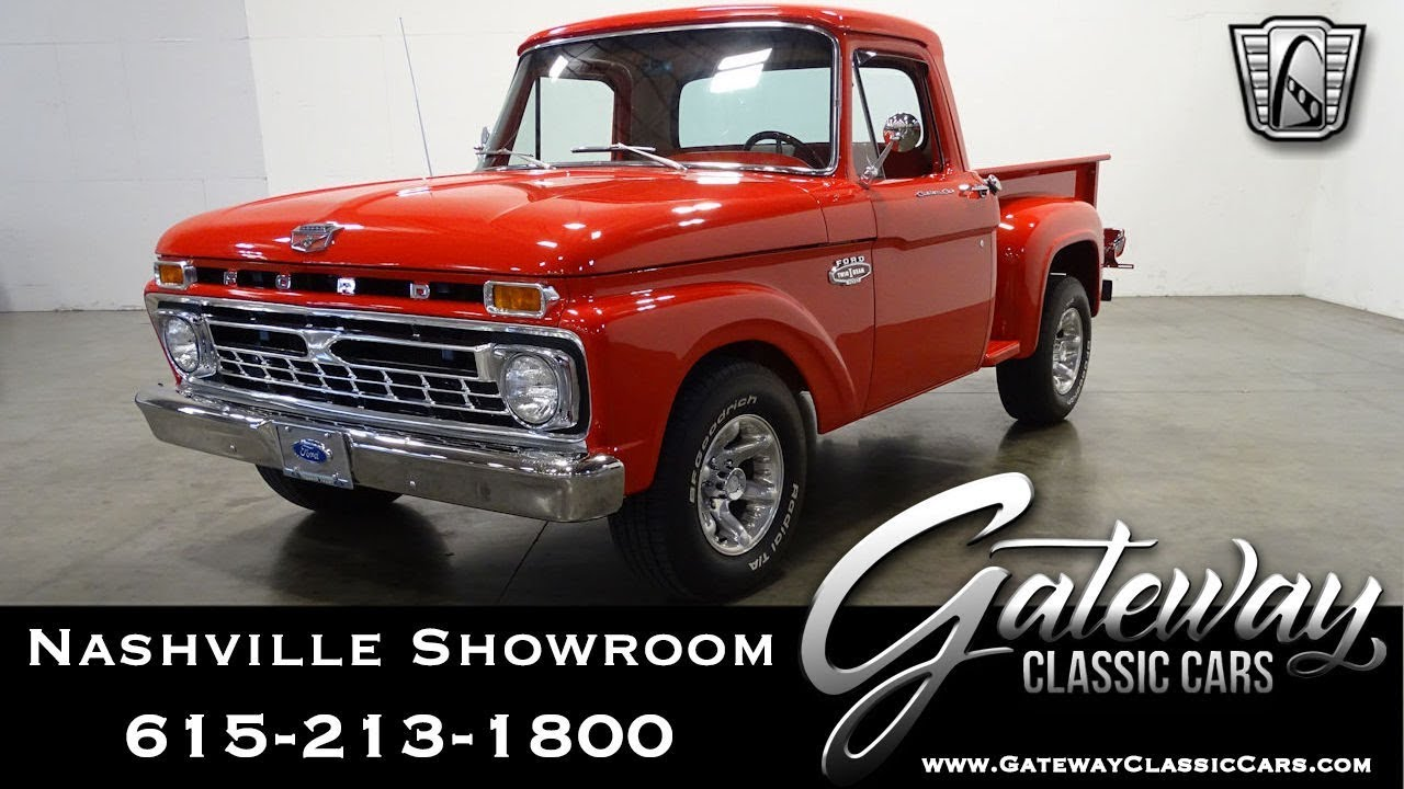 Ford F100 65