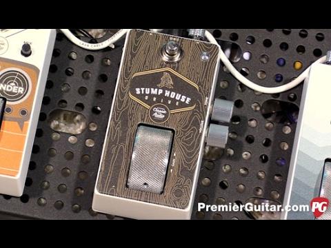 NAMM '17 - Classic Audio Effects Stump House, Transponder, and Yukon Demos