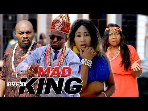 MAD KING 1 - LATEST NIGERIAN NOLLYWOOD MOVIES