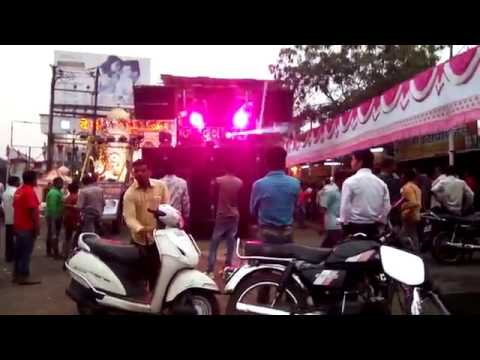 DJ Mahesh Mirukhe sound chek