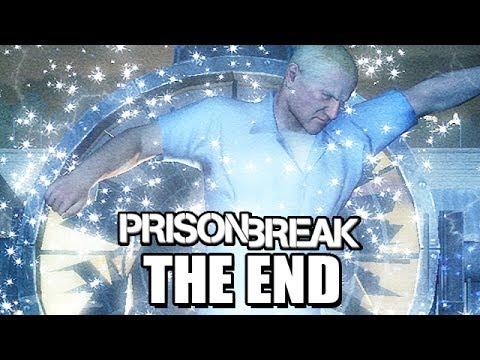 Prison Break The Conspiracy Gameplay German ENDE - MANNIX !!!