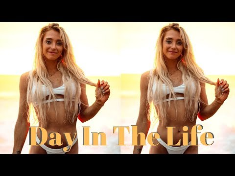 Day In The Life| Beach Photoshoot|Body Image Chat