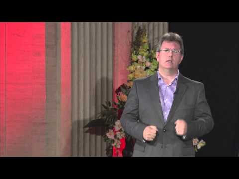 To make peace with your enemies  Jeffrey Donaldson  TEDxStormont