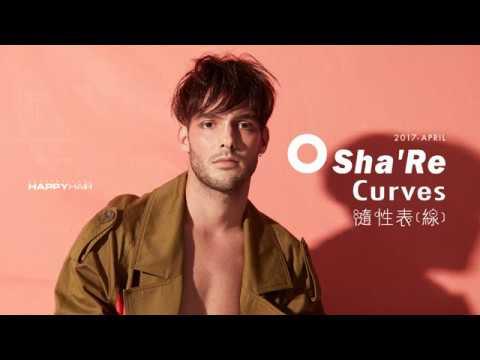 HAPPYHAIR | 隨性表線 O Sha'Re Curves - YouTube