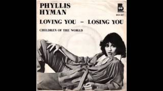 "Phyllis Hyman ""Loving You, Losing You"