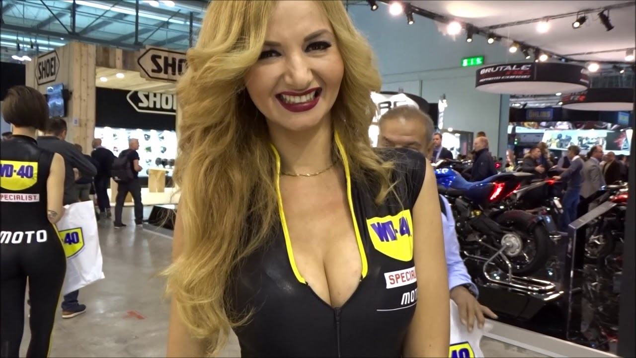 eicma 2017 milano moto e ragazze sexy full movies live video movies action. Black Bedroom Furniture Sets. Home Design Ideas