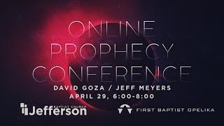 Online Prophecy Conference Promo Video