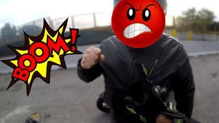 ANGRY PEOPLE VS BIKERS!!😱