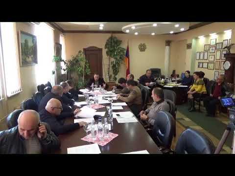Ստեփանավան համայնքի ավագանու նիստ