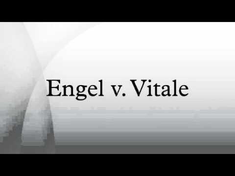 Engel v vitale essays
