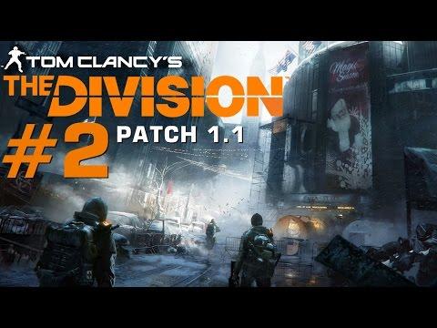 Tom Clancy's The Division: Gameplay s komentarom #2 | Patch 1.1 novosti & Times Square ubijačina