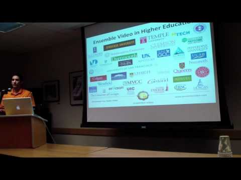 Leverage Video and Rich Media at Your Institution Part I of II