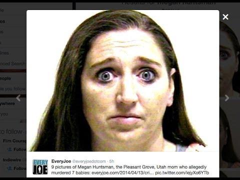 Megan Huntsman Killed Her 7 Infant Babies Over 10 Years