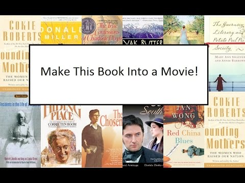Books to Make into Movies