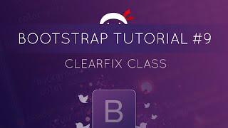 Bootstrap Tutorial #9 - Clearfix thumbnail
