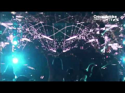 Calvin harris live at creamfields 2014