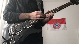 The Silence - Gamma Ray (Guitar Solo Cover)
