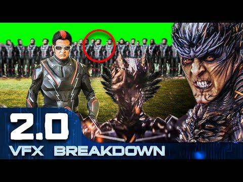 2.0 MAKING: CGI Breakdown with VFX Supervisor Srinivas Mohan | Rajinikanth | Shankar | MY 394