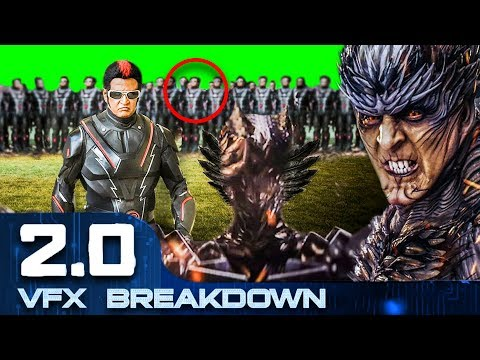 2.0 MAKING: CGI Breakdown with VFX Supervisor Srinivas Mohan | Rajinikanth | Shankar