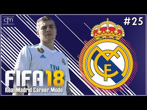 FIFA 18 Real Madrid Career Mode: El Clásico Jilid Lima #25 (Bahasa Indonesia)