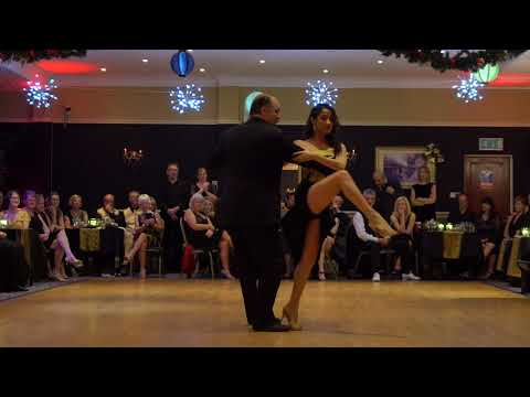 Nick Jones & Diana Cruz Tango Dance 4 Of 4, Llandudno 2017