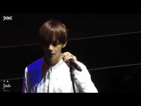 BTS - House of Cards Special V Cam Live mix