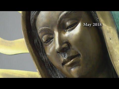 Weeping Virgin Mary